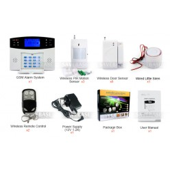 GSM Сигнализация беспроводная